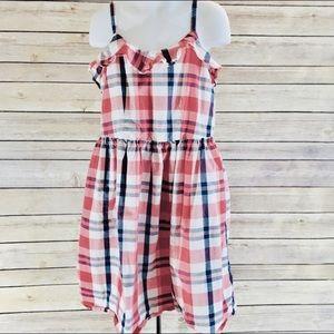 ⭐️5/$30 Joe Fresh Red White & Blue Dress